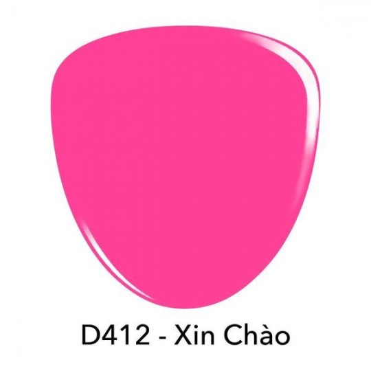D412 XIN CHAO