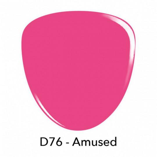 D76 Amused
