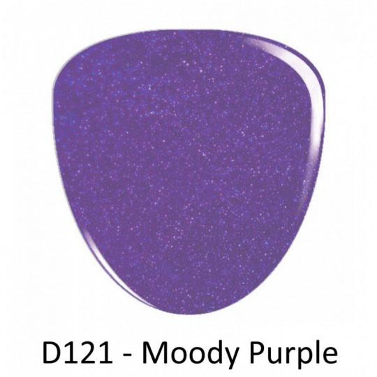 D121 Moody Purple