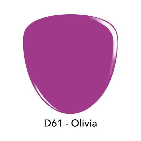 D61 Olivia Purple