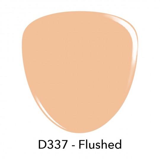 D337 Flushed